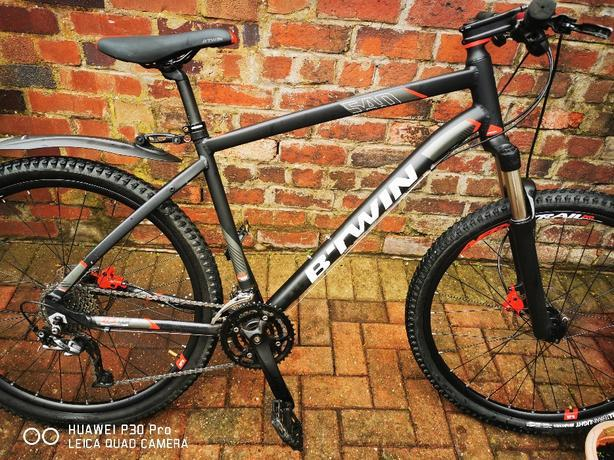 BTWIN HARDTAIL 27.5 WHEELS XL FRAME