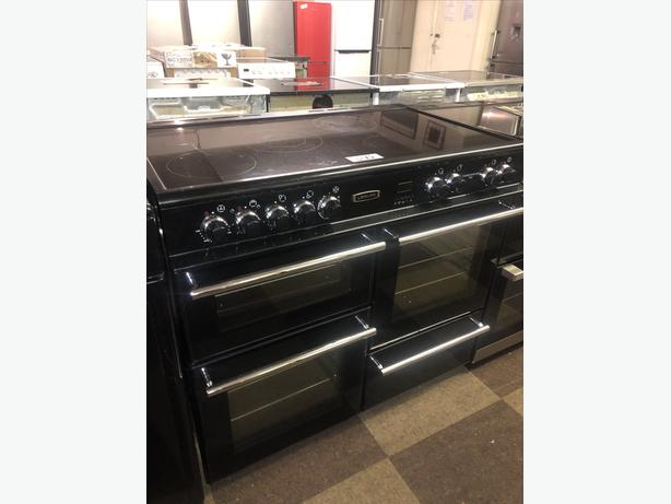 PLANET 🌍 APPLIANCE- 100cm FULLY ELECTRIC RANGE BY LEISURE