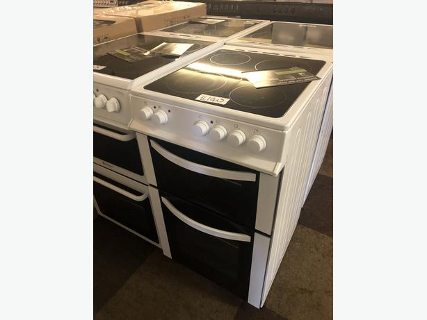 HUNDREDS OF CERAMIC HOB ELECTRIC COOKERS FROM ONLY £125