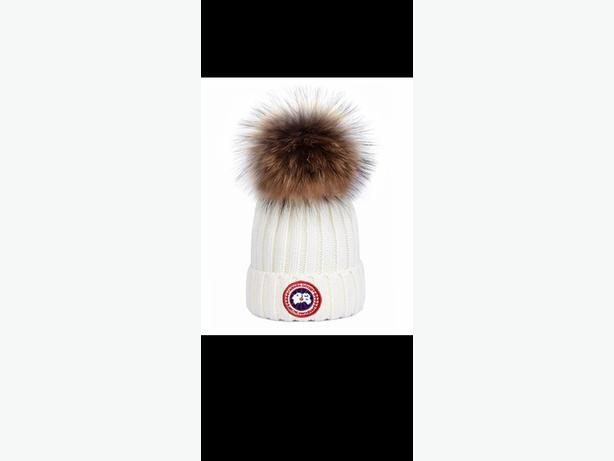 Canada goose winter knitted hat
