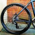 "Carrera Subway tsix bike,dual discbrakes,26""wheels,"