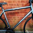Carrera Gryphon road bike,700c wheels