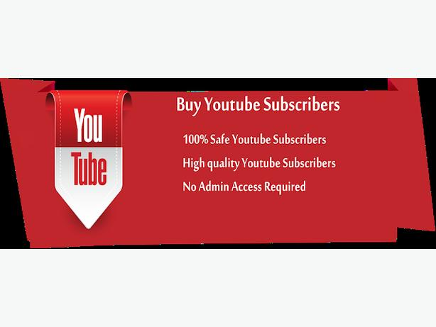 Buy Real YouTube Subscribers at Affordable Price