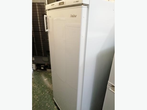Haier tall freezer with warranty at Recyk Appliances