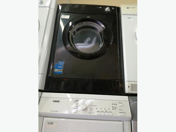 Indesit 7kg vented dryer black at Recyk Appliances
