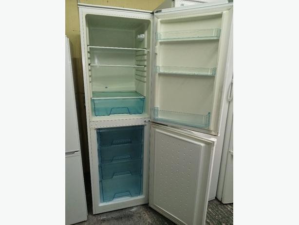 Lec Fridge freezer with warranty at Recyk Appliances