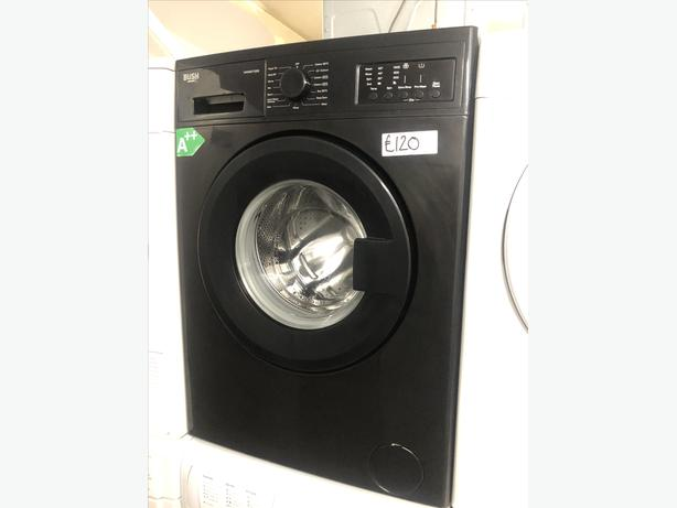 PLANET 🌍 APPLIANCE - BLACK BUSH 7KG LOAD WASHER/WASHING MACHINE WITH GUARANTEE
