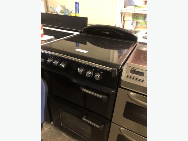 PLANET 🌍 APPLIANCE- MINI RANGE COOKER 60CM WIDE WITH GUARANTEE