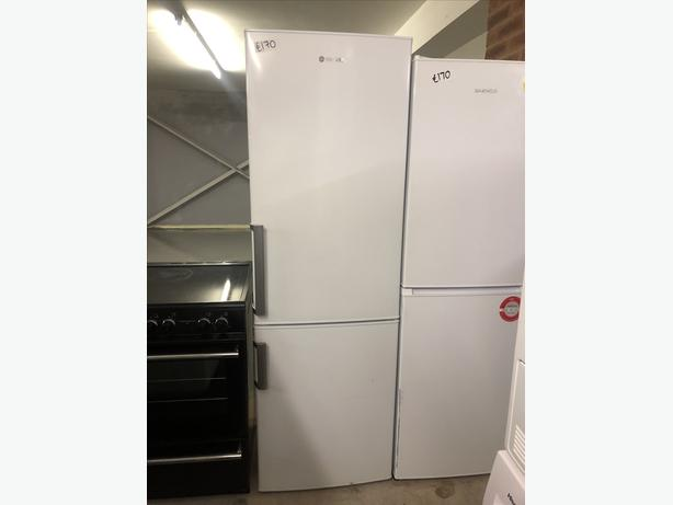 PLANET 🌏 APPLIANCE- BLOMBERG FRIDGE FREEZER WITH GUARANTEE
