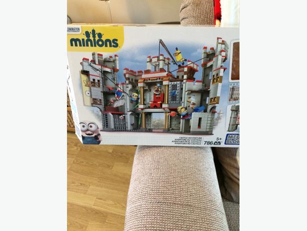 Minion Lego Castle .. As new