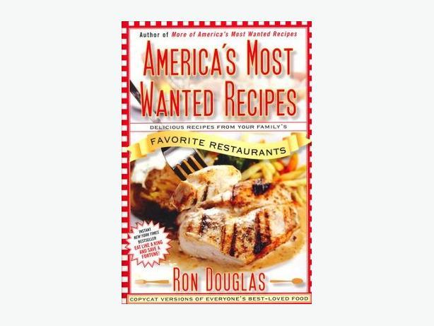 Master Chef Reveals Secret Recipes for America's favorite dishes