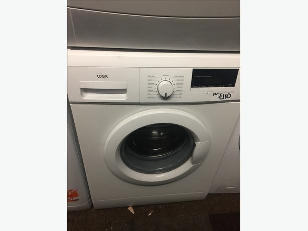 LOGIK 8KG WASHING MACHINE/ WASHER