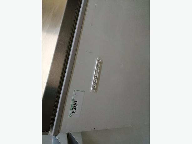 Gram large chest freezer 540L with warranty at Recyk Appliances
