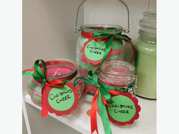 Gift baskets & candles