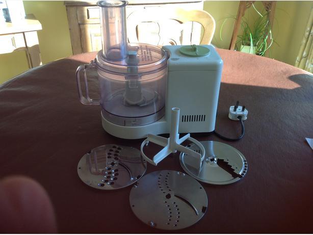 Braun multipractic food processor 4259