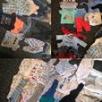 0-3 month baby boy clothes 82 items