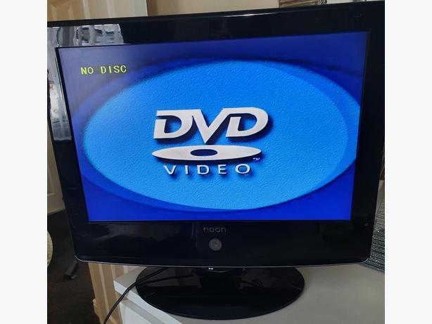 18 inch tv dvd