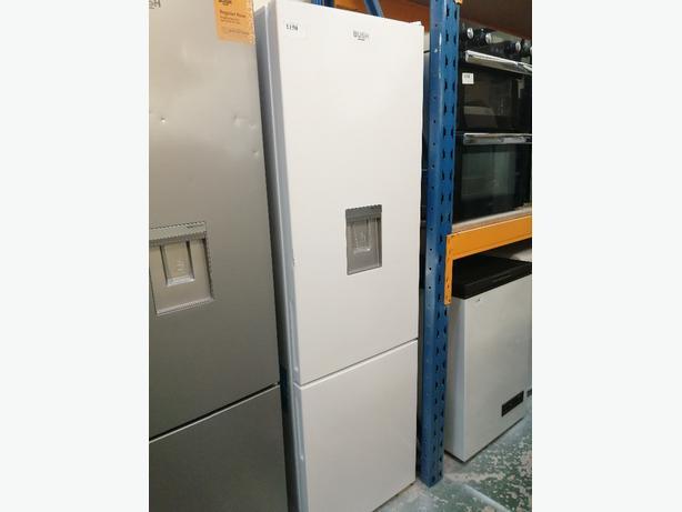 Bush fridge freezer with water dispenser at Recyk Appliances