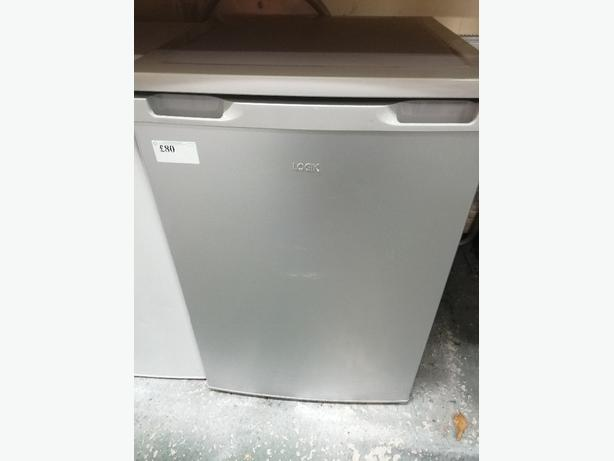 Logik undercounter fridge with warranty at Recyk Appliances
