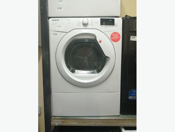 Hoover 9 kg vented dryer graded with warranty at Recyk Appliances
