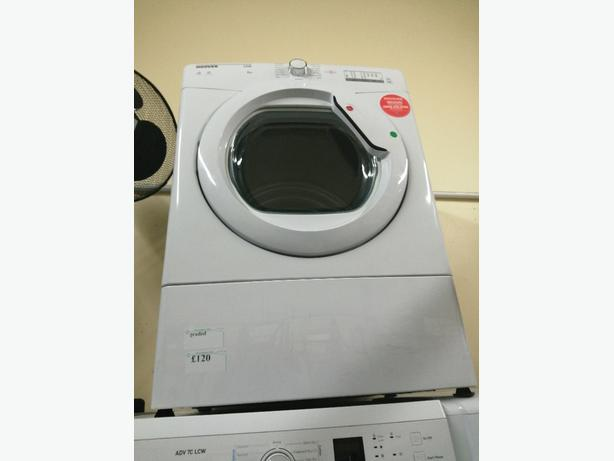 Hoover 8kg vented dryer graded with warranty at Recyk Appliances