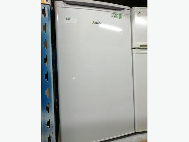 Amica undercounter fridge with warranty at Recyk Appliances