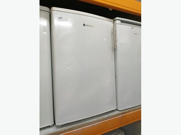 Hoover undercounter fridge with warranty at Recyk Appliances