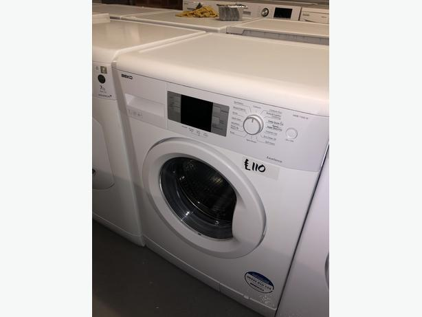 7KG LOAD BEKO WASHER / WASHING MACHINE WITH GUARANTEE