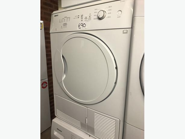 BEKO 7KG DRYER WITH GUARANTEE- PLANET 🌏 APPLIANCE