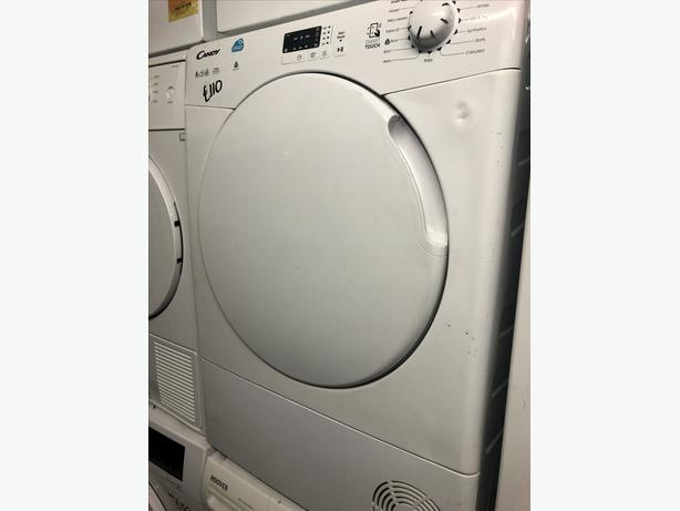 8KG CANDY CONDENSER TUMBLE DRYER WITH GUARANTEE