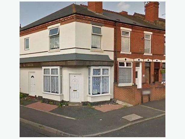 *BCH*-1 Bed Ground Floor Flat-St Andrews Street, DUDLEY
