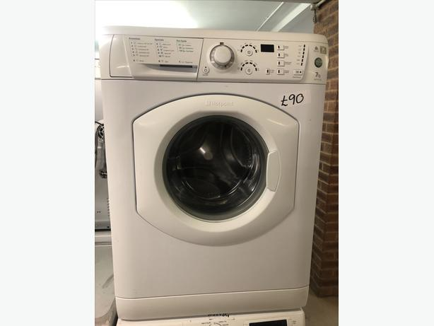 PLANET 🌏 APPLIANCE- 7KG HOTPOINT WASHER / WASHING MACHINE WITH GUARANTEE