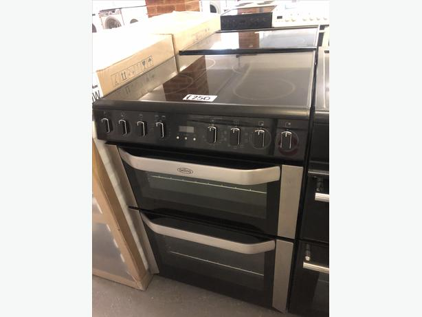 PLANET 🌍 APPLIANCE- INDUCTION 60CM BELLING ELECTRIC COOKER