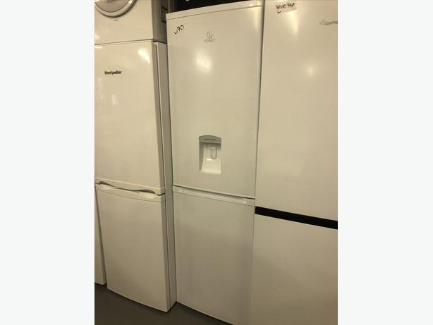 INDESIT FRIDGE FREEZER WITH GUARANTEE