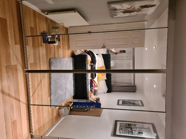 WANTED: 2 x double mirrored IKEA wardrobes