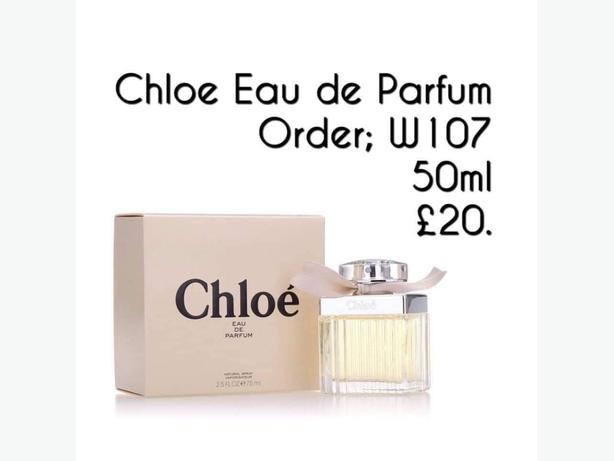mens aftershave and womens perfume.