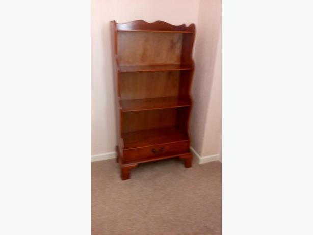 Yew Bookcase