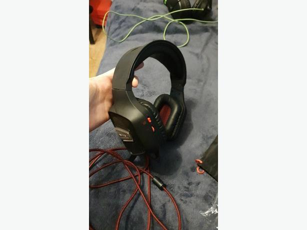 Patriot viper gaming headset