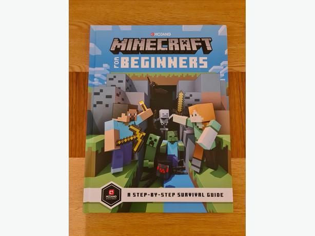 Minecraft for Beginners Book - A Step by Step Survival Guide