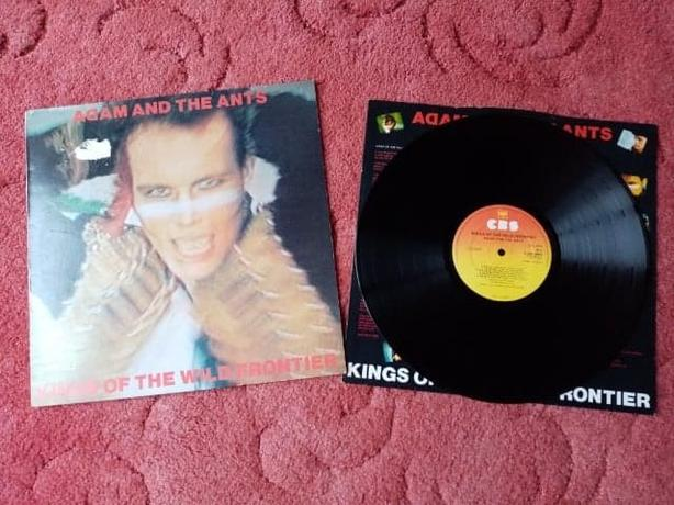Adam & the Ants – King of the wild frontier