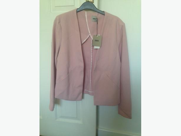 ASOS pink jacket