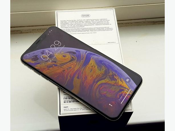 IPHONE XS MAX ( 64GB ) UNLOCKED