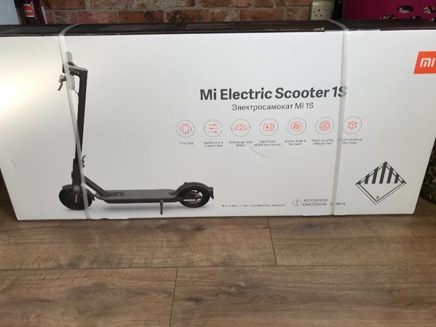 brand new xiaomi mi 1s electric scooter
