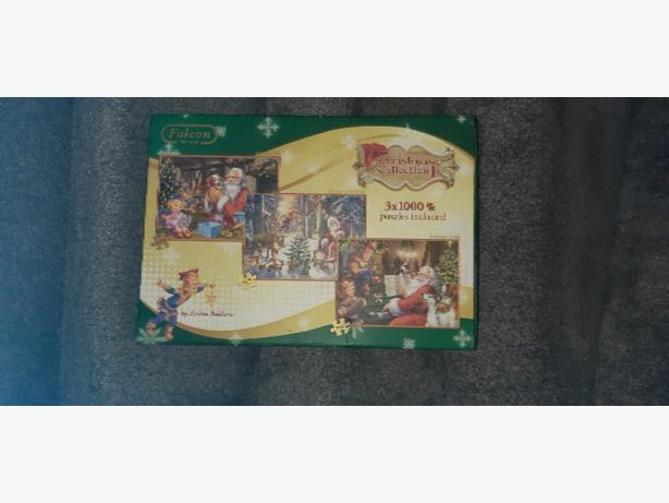 christmas jigsaws