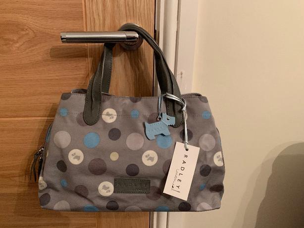 Grey Radley Handbag