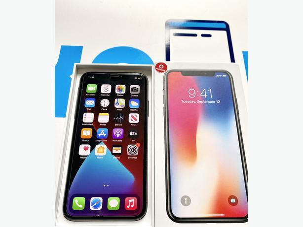 iPhone X 64GB Locked to Vodafone VOXI Lebara - Space Grey