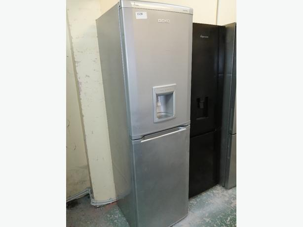 Beko Fridge freezer with water dispenser at Recyk Appliances