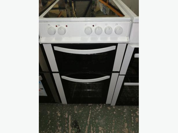 Logik 50 cm electric cooker with warranty at Recyk Appliances