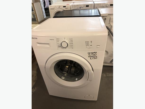PLANET 🌏 APPLIANCE- NEW GRADED ELECTRA WASHER / WASHING MACHINE WITH GUARANTEE