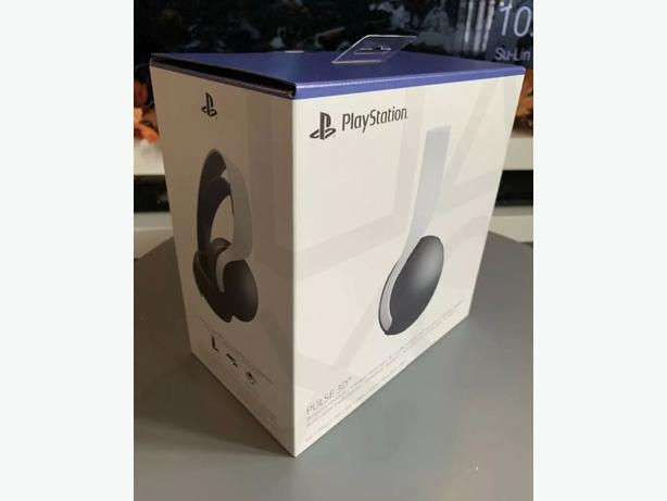 PS5 headset 3D